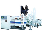 Die-cast machine DC-J series