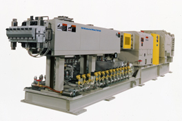 TEM / Twin Screw Extruders(images)